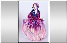 Royal Doulton Early Figurine ' Sweet Anne ' HN.1496. Designer L. Harradine,