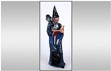 Royal Doulton Figure 'The Wizard' HN2877, 9.75'' in height. Designer A Masl