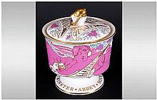 Coalport China - Ltd and Numbered Edition Royal Wedding Bonbonniere. Comple