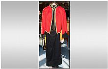 Military Interest - Ladies Adjutant Generals Corp Full Mess Dress