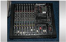 Studiomaster Power House 300 8.2 300+300 Watts Amplifier