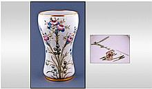 James Macintyre William Moorcroft Signed Vase.