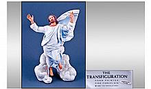 Franklin Mint Hand Painted ''The Transfiguration''