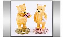 Royal Doulton - From The Winnie The Pooh