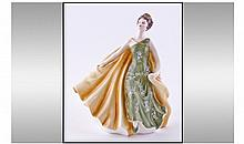 Royal Doulton Figure 'Alexandra' HN 2398. Issued