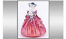 Royal Doulton Figure. 'Genevieve' HN 1962.