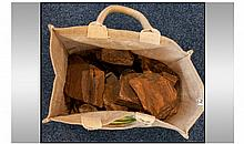 Archaeology Interest. A Bag Containing A