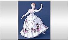 Royal Doulton Figure 'Shirley' HN2702. P Davies,