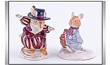 Royal Doulton - From the Bramley Hedge Collection