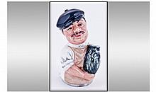 Royal Doulton - Candlesnuffer - Albert Sagger made