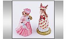 Royal Doulton - Bunnykins From The Nursery Rhyme