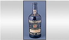 Royal Oporto 1970 Vintage Bottle Of Port. Seal