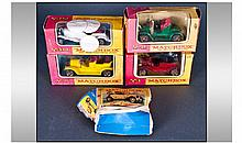 Five Matchbox ''Models Of Yesteryear'' Diecast