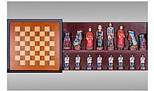 The Robin Hood Chess Set, Designed And