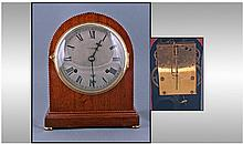 American William Gilbert Mahogany Mantle Clock,