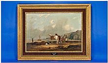 Style Of William I Shayer (Senior) 1787 - 1879.