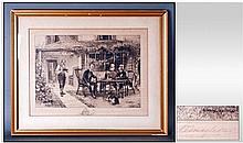 Walter Dendy Sadler (British 1854-1923) 'The