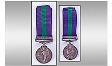 Queen Elizabeth II General Service Medal, with