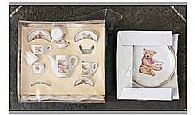 Steiff Dolls House Tea Set. Boxed (opened).