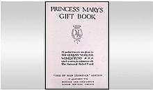 Princess Marys Gift Book. Hard back book. 'Isle of