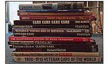 Motoring Interest. Box of specialist motoring
