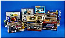 Collection Of Diecast Models, Comprising 5