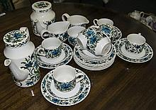 Staffordshire ''Midwinter'' Part Coffee Set. Comprising coffee pot, tea pot