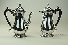 Antique - Quality Silver Plated Matching Coffee Ju