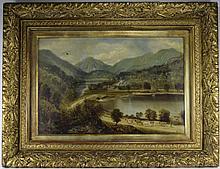 Edward Priestley British 19th Century. Title ' Flo