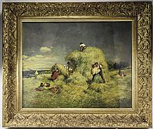 William Sanderson British 19th Century Artist ' Ha