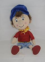 Musical 'Noddy' Soft Toy, Battery Operated Singing Toy.