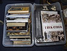 Two Boxes Of Assorted Books.
