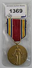 USA WWII Victory Medal