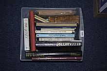 Collection Of Assorted Books. Mostly Royal Family Interest.
