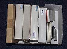 Box Of Miscellaneous Items. Including Cabinet Plates, Carlton Ware Plates,