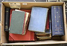 Collection Of Assorted Books. To Include Dictionary Of The Bible, Southern