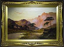 Francis. E. Jamieson - British 1895 - 1950 ' Cotta