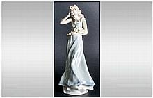 Royal Doulton Reflection Series Figurine ' Wind Flower ' HN.3077. Designer