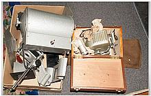 Photography Interest - Delta Gnome Enlarger (2) together with Aldis project