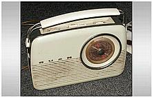 Bush Radio with carry handle.