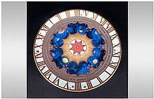 Royal Worcester Ltd Edition Millennium Plate, Hand