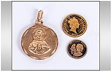 Mixed Lot Comprising 2005 Commemorative Nelson 175