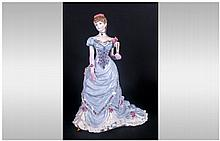 Royal Worcester Limited and Numbered Edition Figur