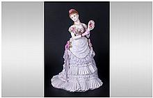 Royal Worcester Limited Numbered Edition Figure 'A