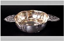 Georgian / Austrian Silver - Hand Crafted Two Hand