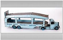 Dinky Toys 982 Diecast Model Transporter 'Pullmore