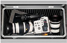 Canon Canovision EX1 Hi 8mm Video Camera & Recorde