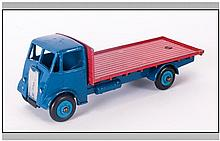 Dinky Toys 512 Diecast Metal Model Truck 'Guy Flat