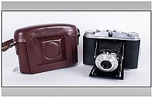 Photography Interest AGFA ISOLETTE II Folding Came