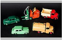 Dinky Toys Diecast Metal Model Cars etc, Collectio